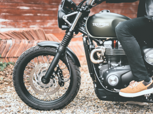 New Street Scrambler 900 (2019 on)