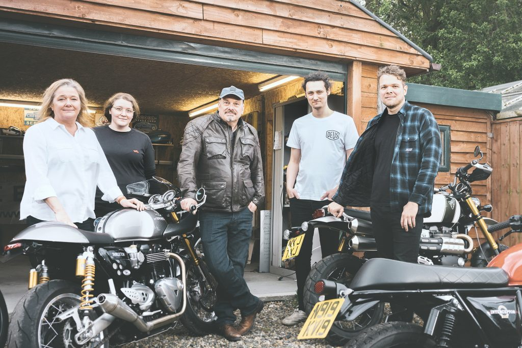 Tec Bike Parts, a family-run business